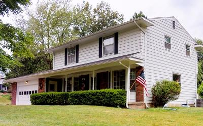Okemos Single Family Home For Sale: 1904 Osage Drive