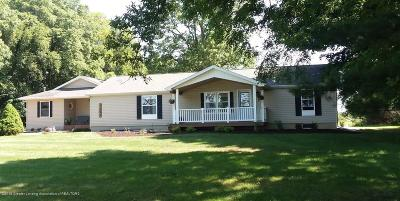 Mason Single Family Home For Sale: 3293 Rolfe Road