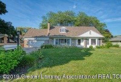 Lansing Single Family Home For Sale: 4126 Mar Moor Drive
