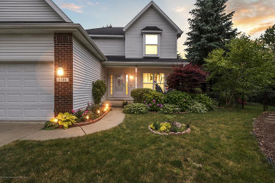 East Lansing Single Family Home For Sale: 1349 Turtlecreek Circle