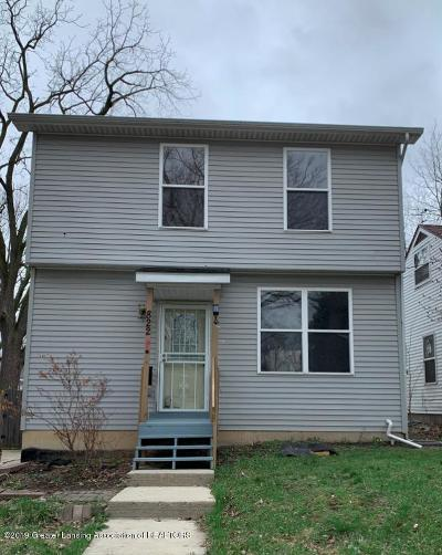 Lansing Single Family Home For Sale: 822 Clyde Street