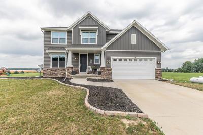 Grand Ledge Single Family Home For Sale: 1114 Stone Oak Lane