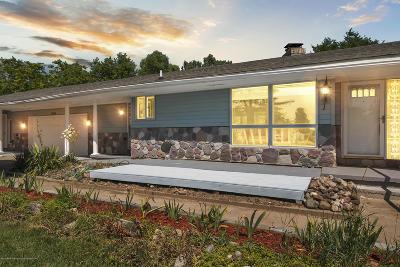 Grand Ledge Single Family Home For Sale: 10240 Nixon Road