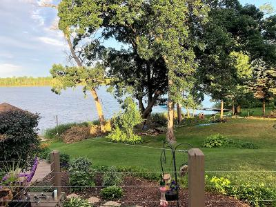 Laingsburg Single Family Home For Sale: 9258 Oakdale Drive