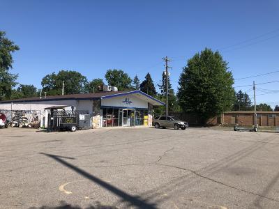 Commercial For Sale: 4916 S Cedar Street