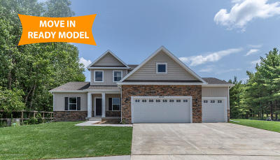 Okemos Single Family Home For Sale: 5100 Chaggal Lane