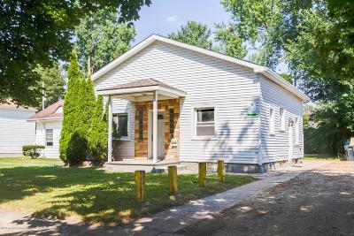 East Lansing Single Family Home For Sale: 514 Lexington Avenue