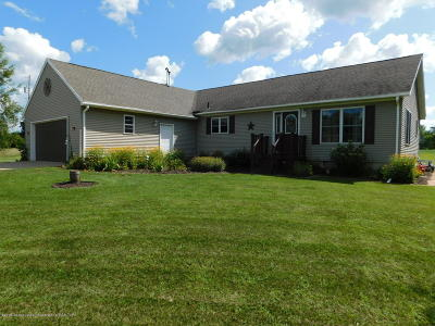 Leslie Single Family Home For Sale: 3591 Wright Road