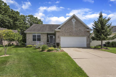 East Lansing Condo/Townhouse For Sale: 2327 Sapphire Lane