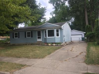 Lansing Single Family Home For Sale: 2421 Radford Road