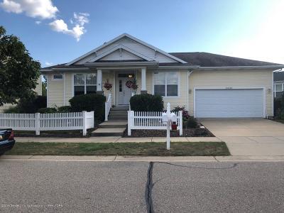 Okemos Single Family Home For Sale: 2691 Elderberry Drive #11