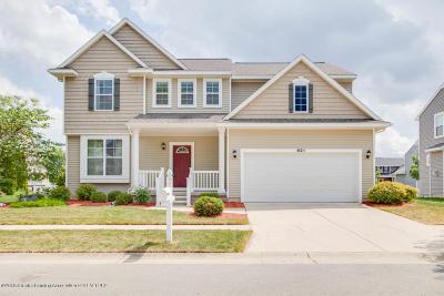 East Lansing Single Family Home For Sale: 621 Gannett Way