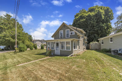 Haslett Single Family Home For Sale: 1593 Bass Street