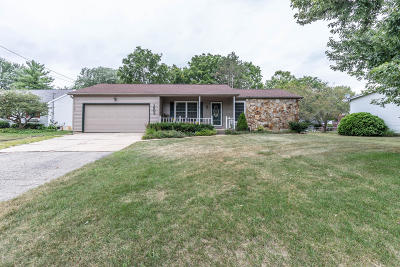 Dewitt Single Family Home For Sale: 1503 Waxwing Drive