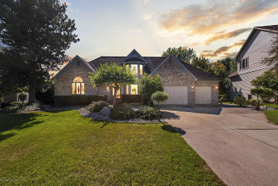 Lansing Single Family Home For Sale: 2236 Cheltingham Boulevard