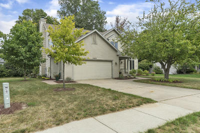 Holt Single Family Home For Sale: 2282 Moorwood