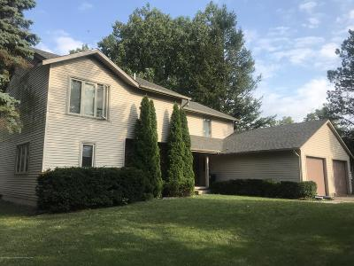 East Lansing Multi Family Home For Sale: 1852 Coolidge Road