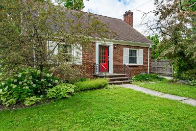 East Lansing Single Family Home Active Backup: 1117 E Wildwood Drive
