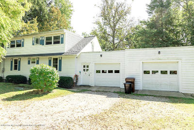 Haslett Single Family Home For Sale: 14334 Woodbury Road