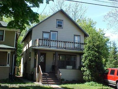 Lansing Single Family Home For Sale: 515 W Kilborn Street