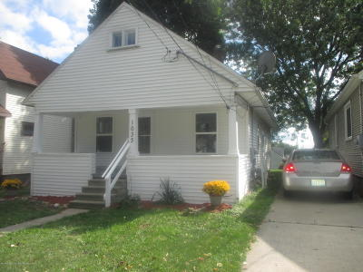 Lansing Single Family Home For Sale: 1033 Queen Street