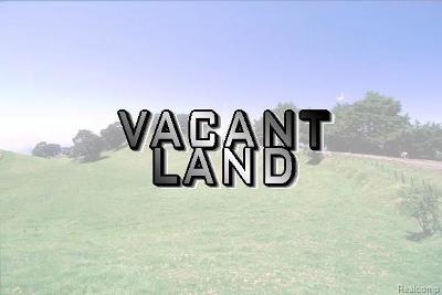 Wayne Residential Lots & Land For Sale: 41663 E Huron River