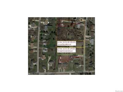 Clinton Township Residential Lots & Land For Sale: Eaton