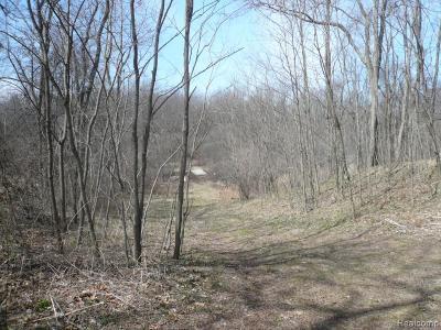 Rochester Residential Lots & Land For Sale: E Gunn Rd