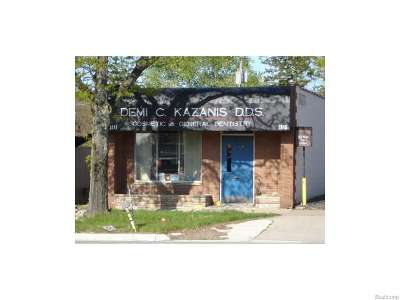 Commercial Lease For Lease: 1815 N Campbell Rd