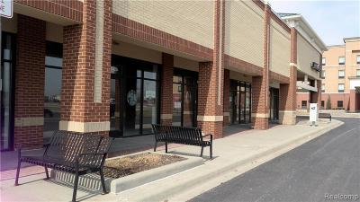 New Baltimore Commercial Lease For Lease: 45385 Marketplace Blvd