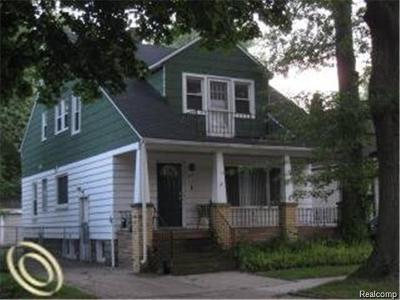 Oakland Multi Family Home For Sale: 467 W Chesterfield St