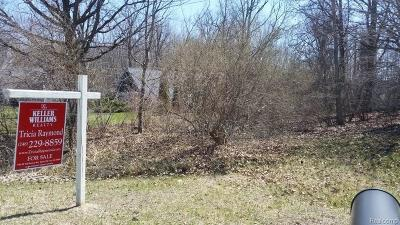 Harsens Island Residential Lots & Land For Sale: 2175 N Channel