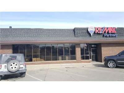 Commercial Lease For Lease: 32790 Woodward Ave