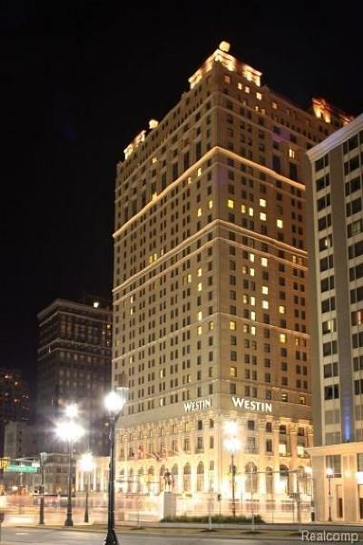 Detroit Condo/Townhouse Pending: 1135 Shelby St