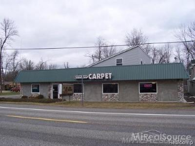 Commercial/Industrial For Sale: 4682 Pointe Tremble Rd