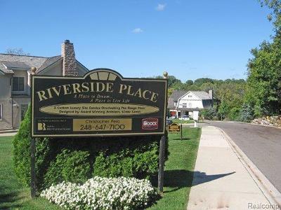 Birmingham Residential Lots & Land For Sale: 590 Riverside