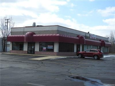 Commercial Lease For Lease: 2652 Crooks Rd