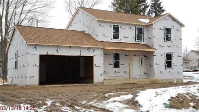 Auburn Hills Single Family Home For Sale: 396 Lake Angelus Rd.