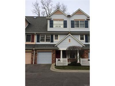 Harrison Twp Condo/Townhouse For Sale: 26017 Felicity Lndg