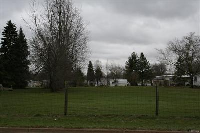 Clinton Township Residential Lots & Land For Sale: Clinton River Rd