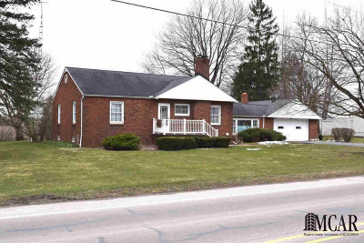 Single Family Home For Sale: 7575 Bluebush Rd