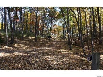 Rochester Residential Lots & Land For Sale: 4865 Gallagher Rd