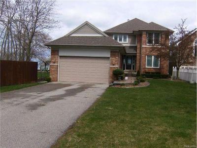 Fort Gratiot Single Family Home For Sale: 6540 Lakeshore Rd