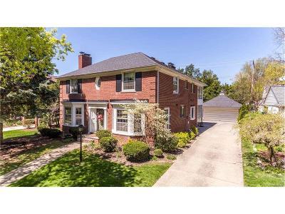 Dearborn Single Family Home For Sale: 24406 Fairmount Dr