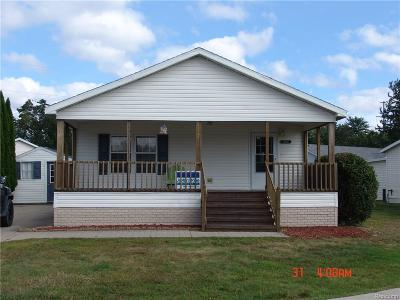 Smiths Creek Single Family Home For Sale: 564 Bear Lake Crt