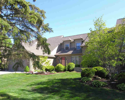 Plymouth Condo/Townhouse For Sale: 13200 Hidden Creek Drive