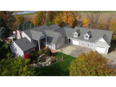 Lapeer Single Family Home For Sale: 4540 Danbi