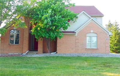 Plymouth Single Family Home For Sale: 12173 Chandler Dr