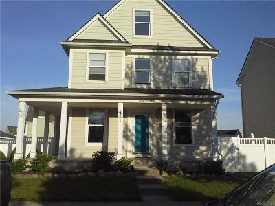 New Haven Single Family Home For Sale: 59264 Amherst