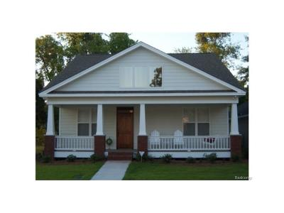 Auburn Hills Single Family Home For Sale: 3077 Lincolnview St
